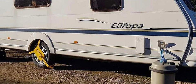 Best Caravan Wheel Clamp