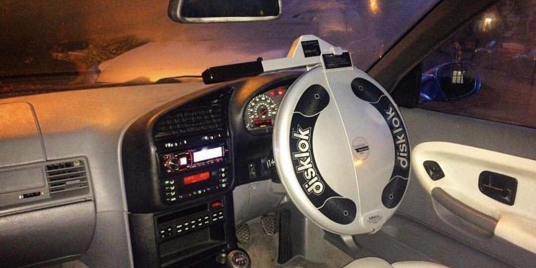 Best Steering Wheel Lock UK