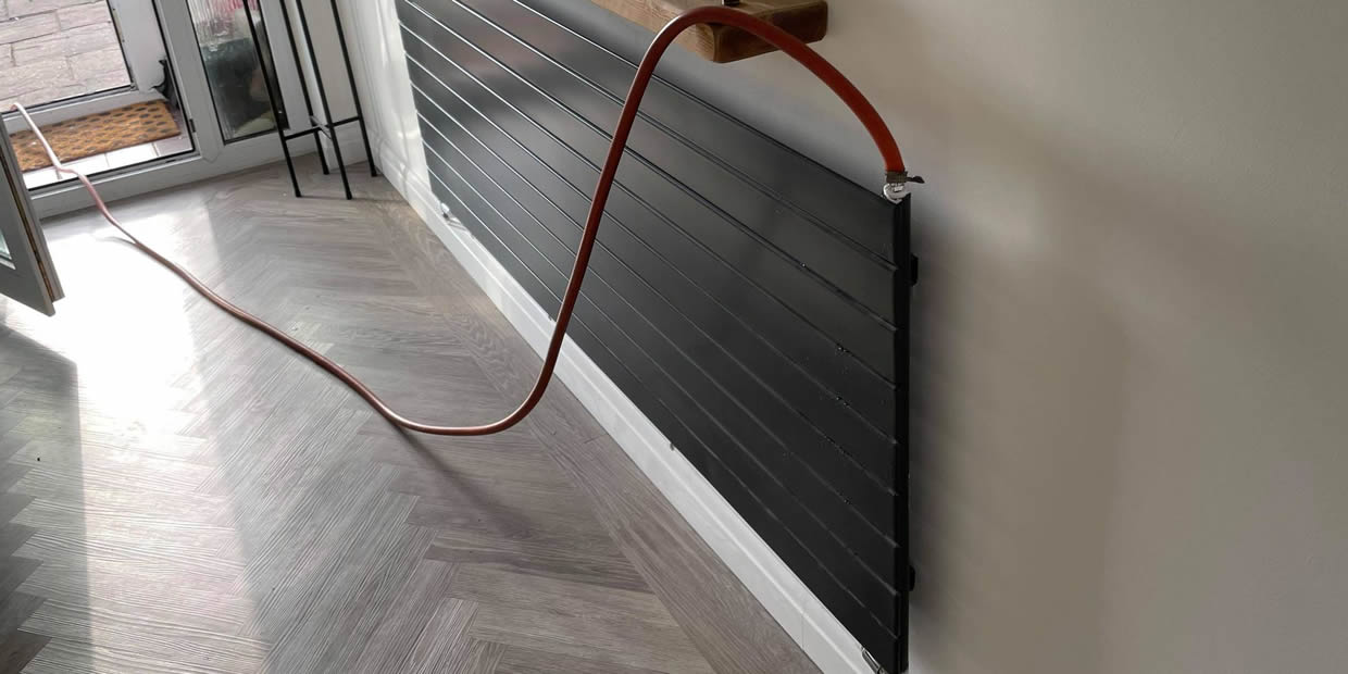 How To Drain Central Heating System