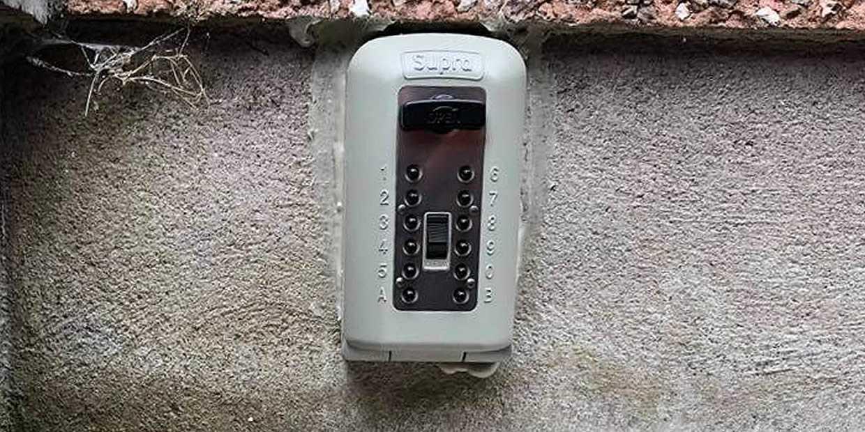 How To Install A Key Safe