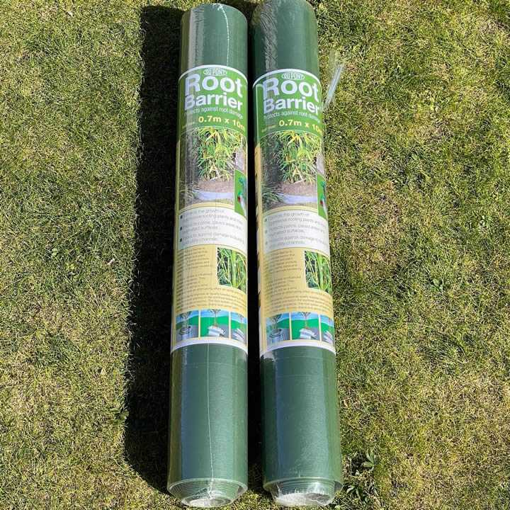 Root Barrier For Bamboo