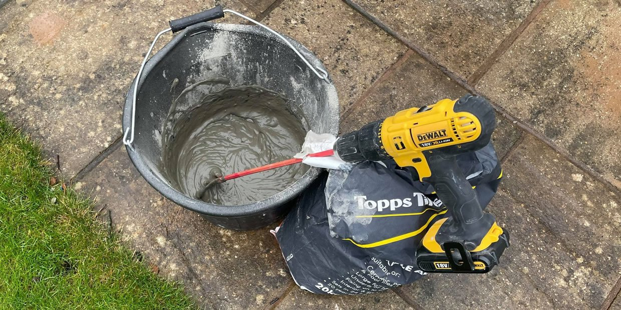tools needed for tiling